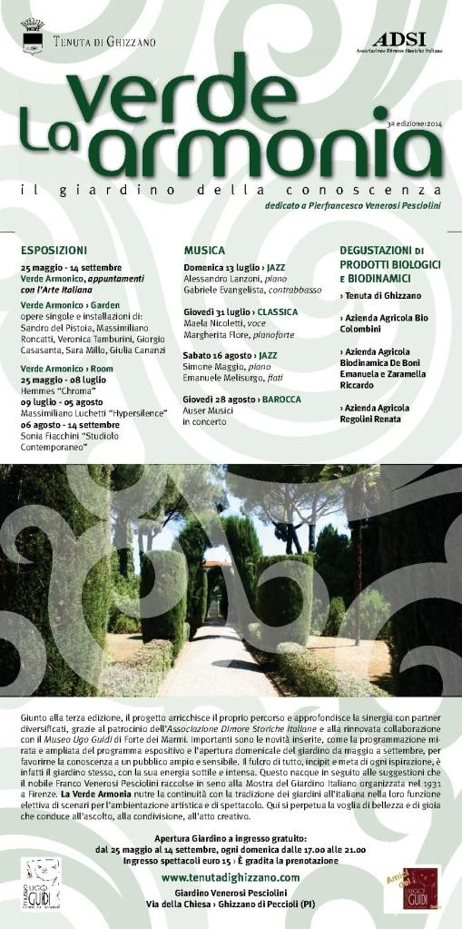 La Verde Armonia 2014