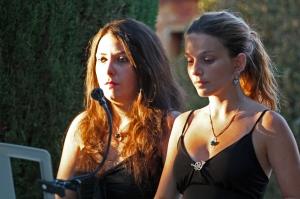 Maela Nicoletti e Margherita Flore