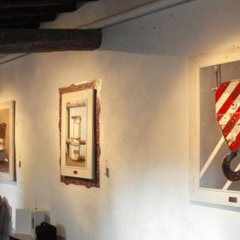 """Sonia Fiacchini """"Studiolo Contemporaneo"""