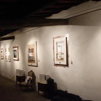 """Sonia Fiacchini """"Studiolo Contemporaneo"""""""