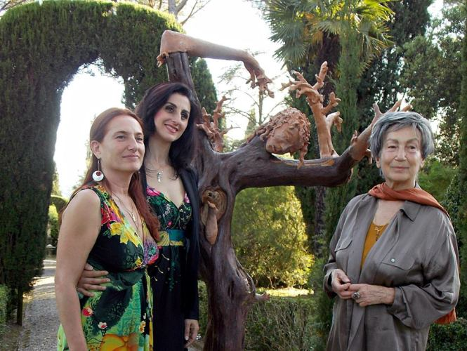Francesca, Immacolata e Antonella