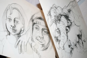 """Francesca Pieraccini """"Arte di Scarabocchiare sempre"""""""
