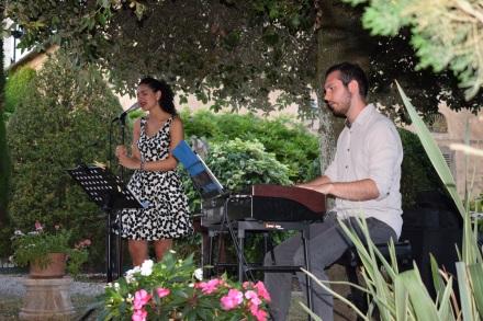Benedetta Lupi e Matteo Bizzarri