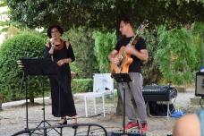 Antonia De Angelis e Cristiano Corradetti
