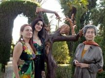 Francesca con Civale e Datti